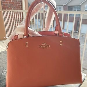 New coach large purse